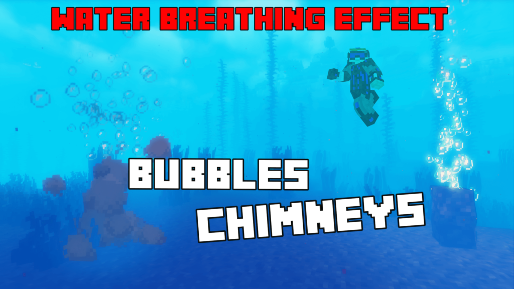 ocean breaths bubble and chimney