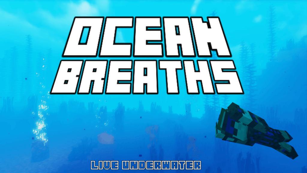 ocean breaths cover